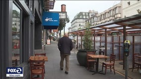 Parklets proliferate from dozens to more than 2,000 in San Francisco