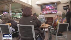 Masks required for fans who shout: Restaurants step up safety for Super Bowl watching