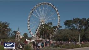 Ferris wheel showdown: Critics say San Francisco attraction causes light pollution