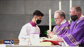 SF priest dies of COVID-19, church remains closed on Ash Wednesday