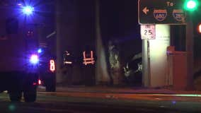 One person killed in fiery San Jose crash