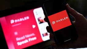 Parler announces it is back online with new hosting service