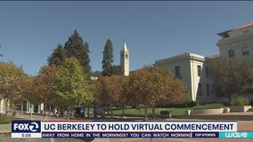 UC Berkeley commencement will be virtual this spring