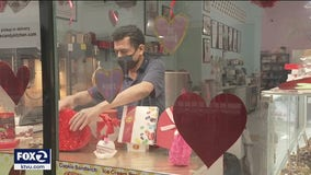 Downtown San Jose looks to entice visitors with Valentine's Day attractions