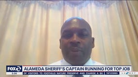 Veteran law enforcement officer running to unseat longtime Alameda County sheriff