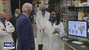 Bay Area cheers Biden's ambitious projection to vaccinate U.S. by end of summer