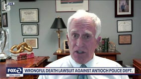 Legal analyst says wrongful death lawsuit against Antioch police is a strong case