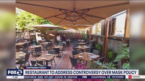 Sonoma restaurant weighs in on Black Lives Matter mask policy