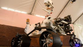 NASA rover set to try most difficult Martian touchdown yet