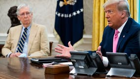 Trump calls McConnell 'dour, sullen, and unsmiling political hack' in searing PAC statement