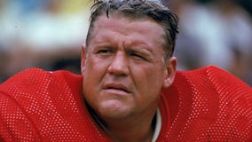 Charlie Krueger, longtime star tackle for 49ers, dies at 84