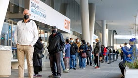 Limited vaccine supply forces one week closure of Moscone Center mass vaccination site