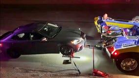 Four arrested, five vehicles impounded during San Jose sideshow enforcement