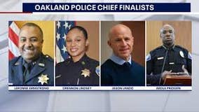 Oakland mayor says she'll announce new police chief 'literally within a number of days'