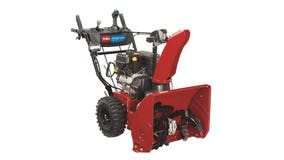 Toro recalling 6,700 snowblowers due to amputation hazard