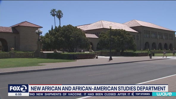 Stanford will create African-American studies department