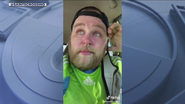 Seattle native goes viral in plea to tip delivery drivers, gets $50,000 in donations to avoid homelessness