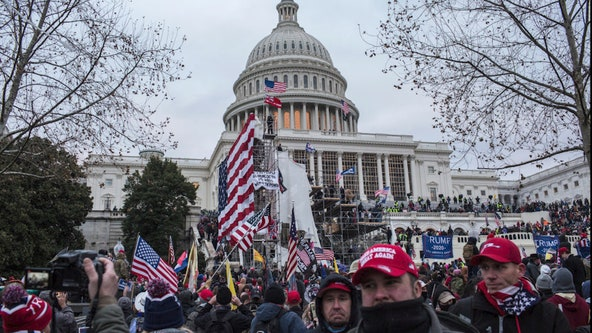 FBI arrests 2, including Stone bodyguard, in Capitol riot