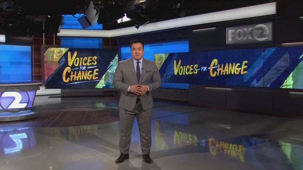Voices for Change | February 28, 2021.