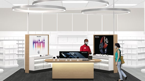 Target to open mini Apple stores in select locations