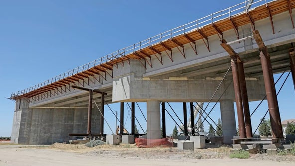 Department of Transportation will restore $1B for California's troubled high-speed rail