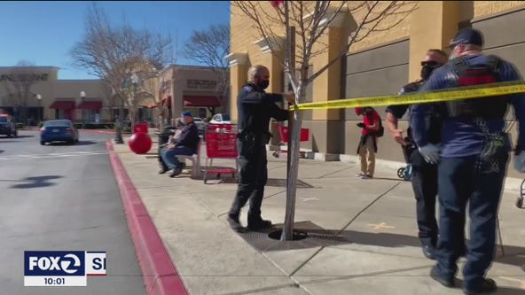 Antioch reels from Target armed robbery, in-custody death in one day