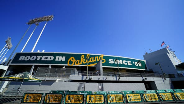 Oakland A's fans may be able to see games in person