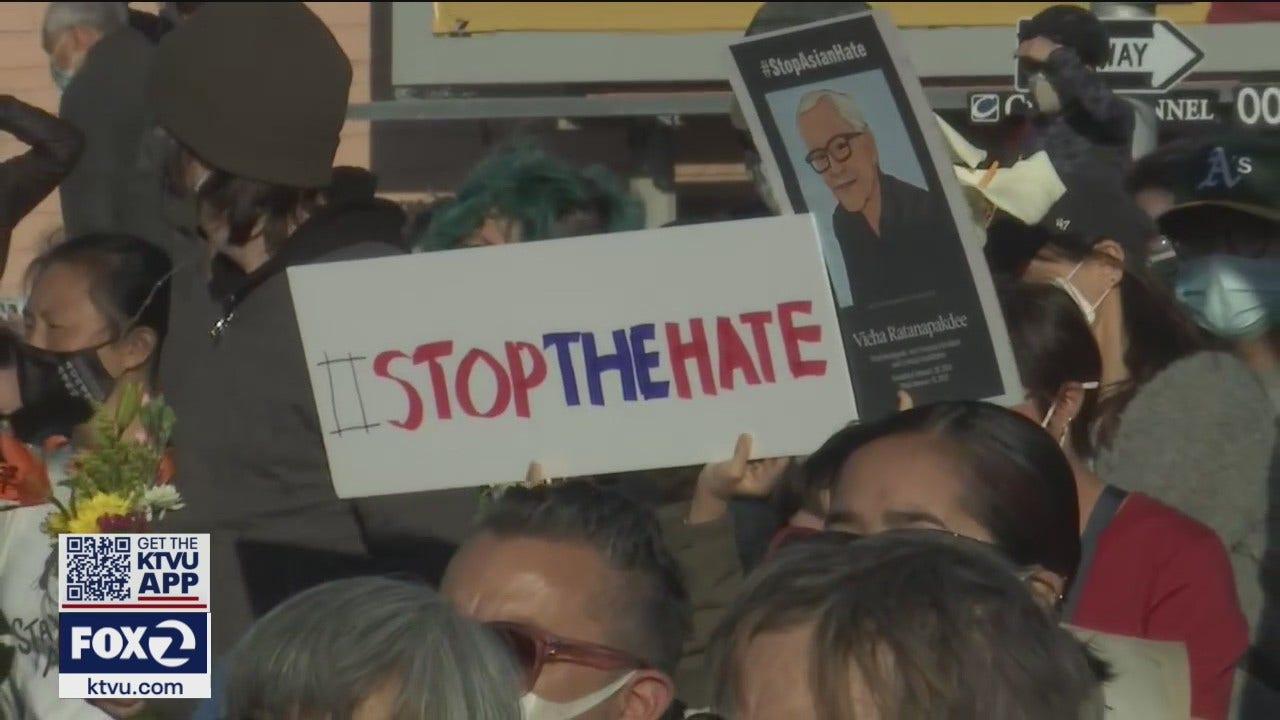 www.ktvu.com: Oakland vigil honors Asian-American women killed in Atlanta shooting