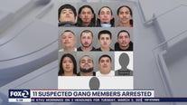 Suspected gang members targeted gardeners