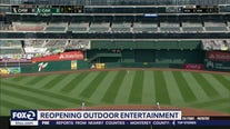 Oakland A's ready to welcome fans back
