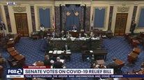 Senate passes $1.9 trillion relief bill