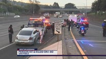 Person hit and killed in San Pablo