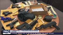 7 arrested, 7 guns recovered in Oakland