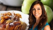 Rosemary Orozco's Cinnamon Apple Bread Pudding Recipe
