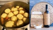 Passover recipe: Matzo ball soup