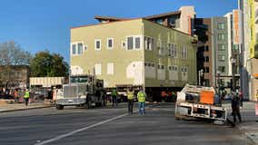 Historic San Jose building to be moved, remodeled and sold as affordable housing