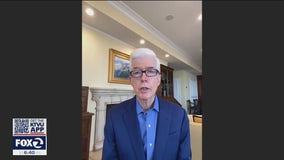 Former Gov. Gray Davis offers perspective on Newsom recall effort