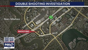 San Mateo police investigating shootout that injured two