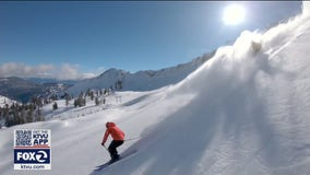 If you're a skier returning to slopes, doctors have advice if you've been inactive