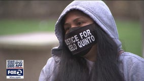 Calls for police reform at Angelo Quinto vigil in Antioch