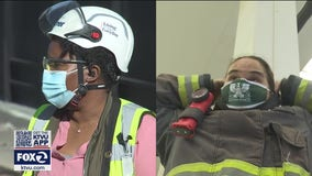 Women find career success as firefighters, construction workers