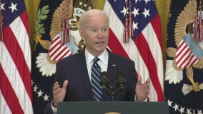 Biden doubles goal of COVID vaccines to 200 million doses