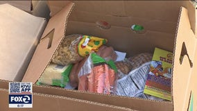 Bay Area residents still relying on food banks amid economic crisis