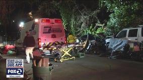 Police: Car intentionally slams into and kills woman at Santa Rosa homeless encampment
