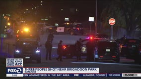 San Jose police investigating triple shooting with injuries near Brigadoon Park
