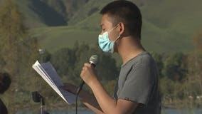 Young people speaking up at Bay Area's Asian American and Pacific Islander rallies