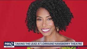 First female artistic director at Lorraine Hansberry Theatre
