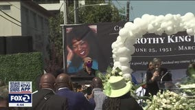 Celebration of Life for Dorothy King, 'Queen of Q'