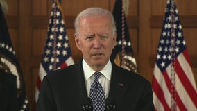 President Biden, VP Harris visits CDC, meets with Asian-American leaders on Atlanta trip
