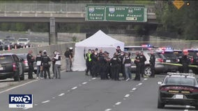 Armed robbery suspect dies in Fremont police shooting